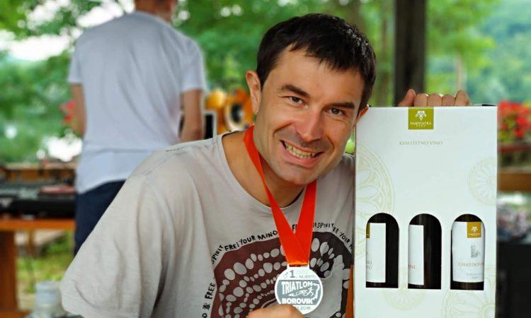 5. AMATERSKI TRIATLON BOROVIK 2018. Tessari pobijedio u konkurenciji 150 natjecatelja