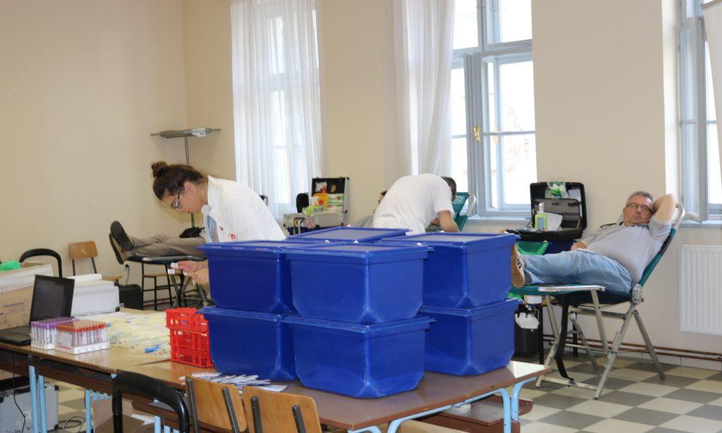 GD HCK PAKRAC Prikupljena 91 doza krvi