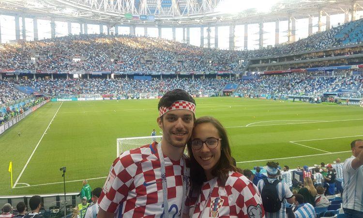 ANTEA KOMLJENOVIĆ IZ LIPIKA IDE I NA FINALE Bila sam na utakmici protiv Argentine