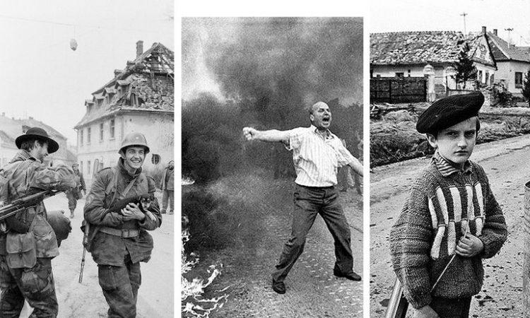 PRIZNANJE LISTU Tonijeva fotografija, a naša naslovnica u Muzeju ratne fotografije