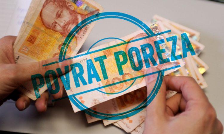 POVRAT POREZA U PAKRACU Poreznim obveznicima bit će vraćeno preko milijun kuna