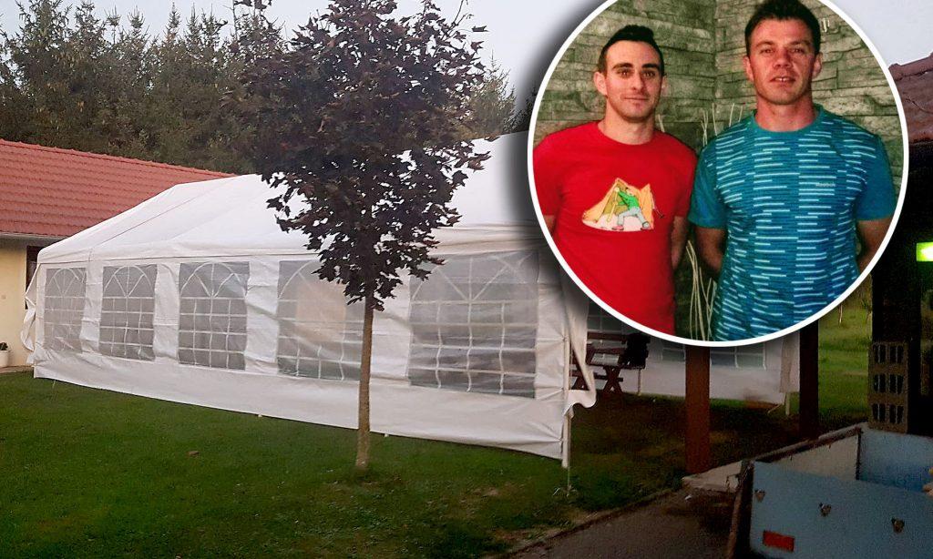 DOBAR POSAO U PAKRACU Šatori rasprodani mjesecima unaprijed