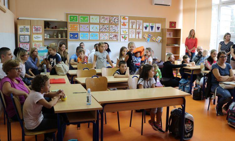 OŠ BRAĆE RADIĆA Počeo program produženog boravka za 23 učenika
