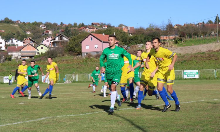HAJDUK SLAVIO Petrović u 86. minuti srušio Dardu