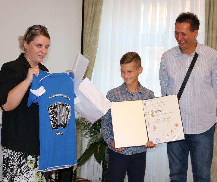 """10. DODJELA NAGRADE """"MARKO TURČAN"""" Leon Kaurin ovogodišnji dobitnik"""