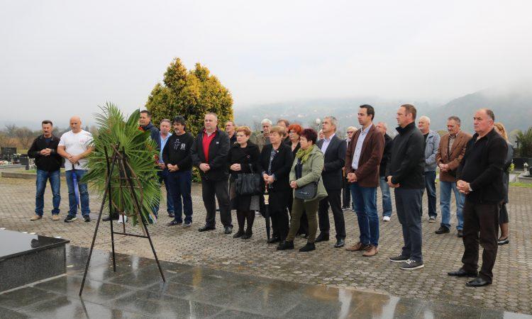 GRADSKI ČELNICI I VIJEĆNICI Obilježili Dan neovisnosti