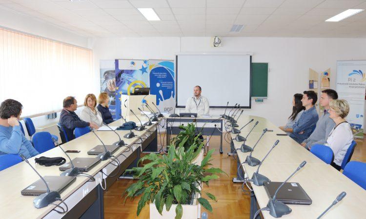 """[PROMO] Uvodna konferencija projekta """"Korisnička podrška PCP-a"""""""