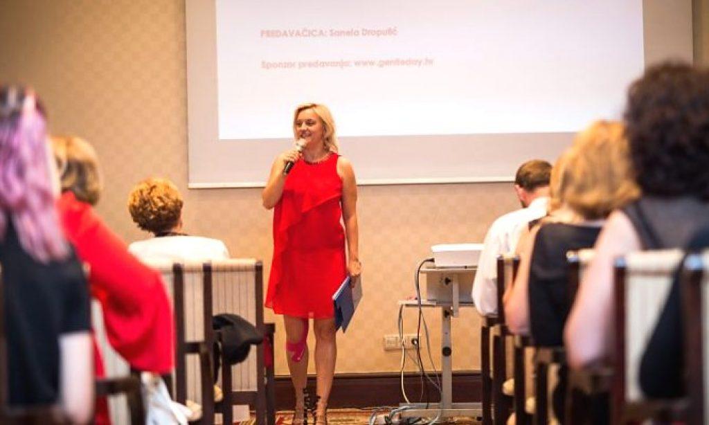 """PCP PAKRAC Poziv na konferenciju """"Žene u poduzetništvu"""""""
