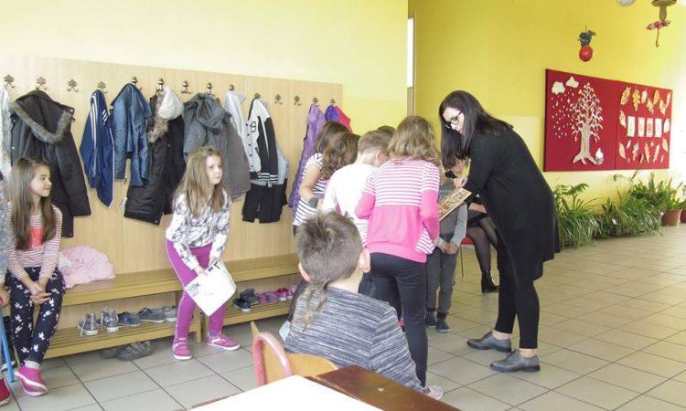 GRADSKA KNJIŽNICA PAKRAC Novi dječji naslovi za školske knjižnice