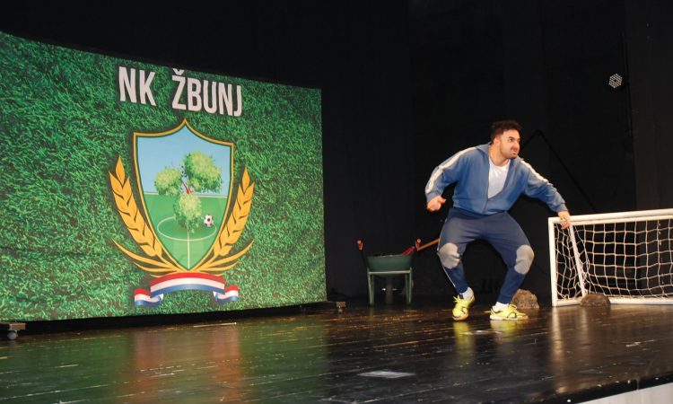 "PAKRAC OTVORIO ""NOĆ KAZALIŠTA""  Gostovao Kerekesh Teatar"