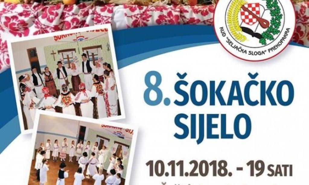 10. STUDENOG 8. Šokačko sijelo u Prekopakri