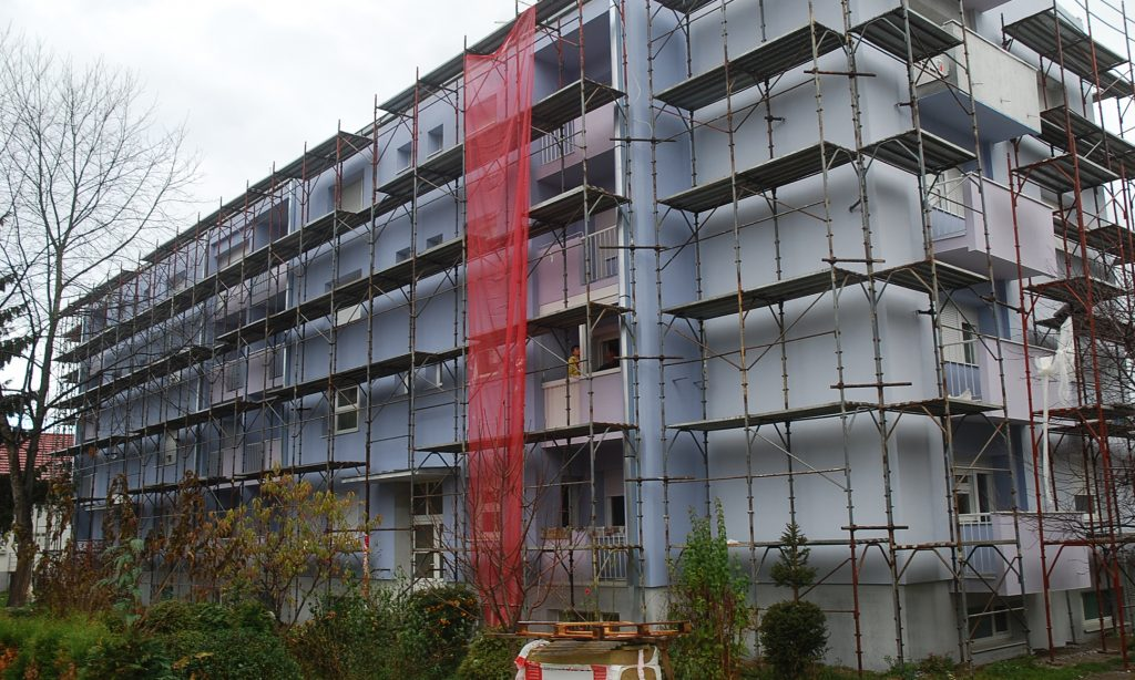 """SAČUVANA TRADICIJA Zgrada """"Plavi radion"""" ostala plava"""
