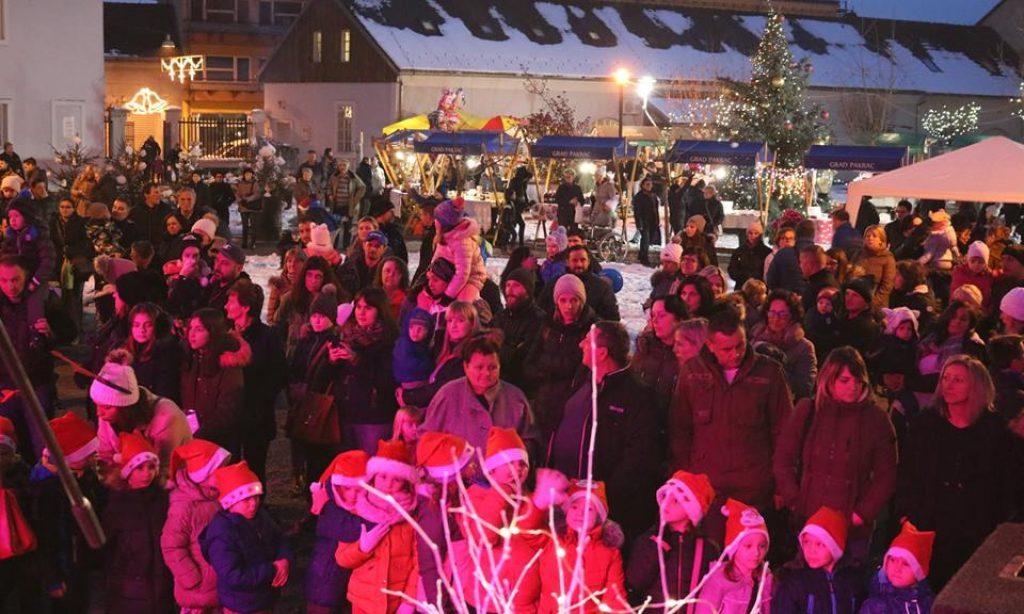 BOŽIĆNI SAJAM U PAKRACU Odlično posjećena pakračka božićna priča
