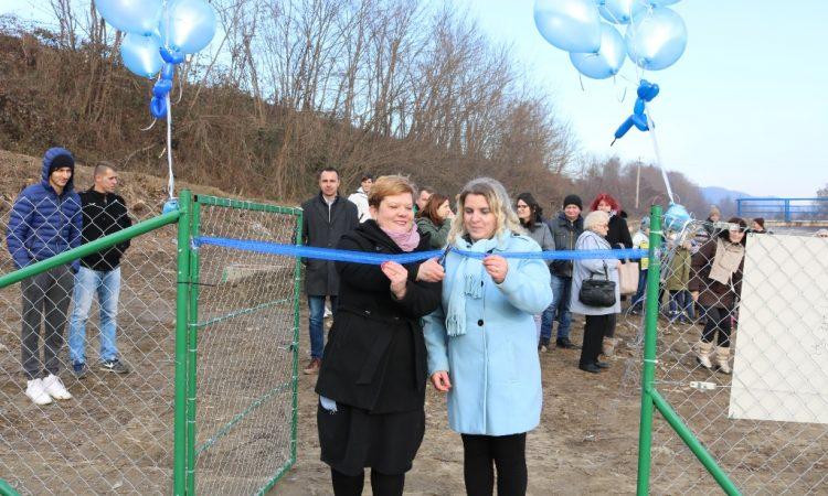 NA RADOST VELIKIH I MALIH Otvoren prvi park za pse u Pakracu