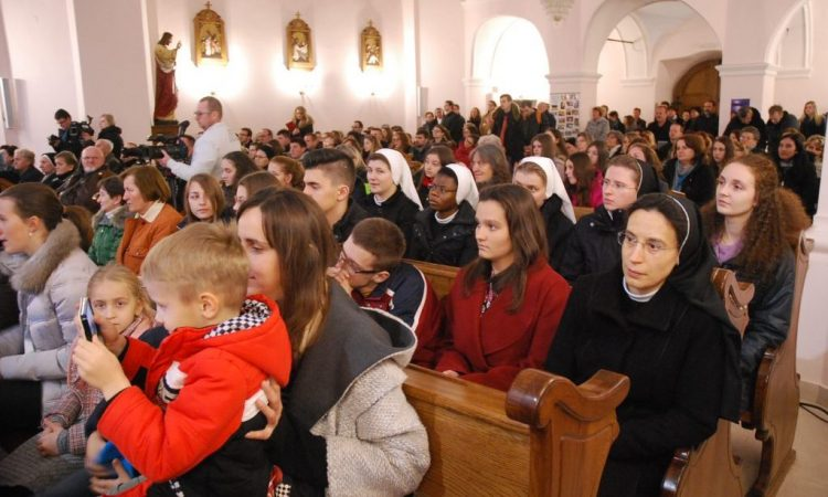 ŽUPA UBDM PAKRAC Raspored blagoslova obitelji
