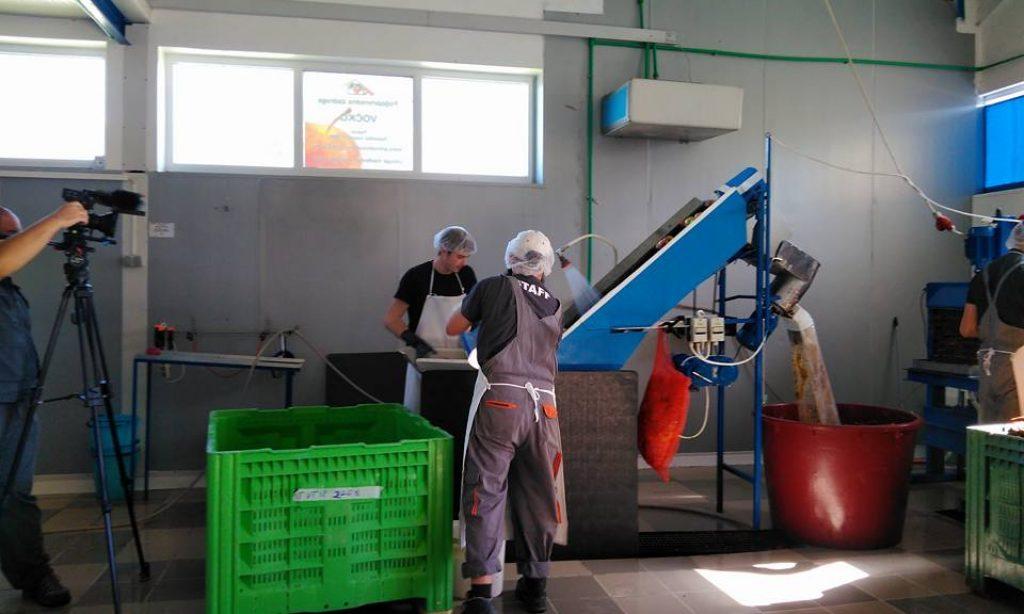 """BRUNO SKALNIK, PZ """"VOĆKO"""" PAKRAC Prerada voća i dalje primarna, vlastiti proizvodi polako pronalaze tržište"""