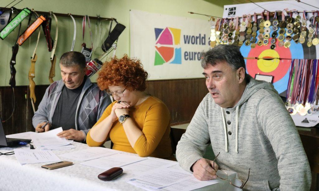 """SKUPŠTINA STRELIČARSKOG KLUBA """"KUNA"""" Želja kvalitetniji prostor za treninge"""