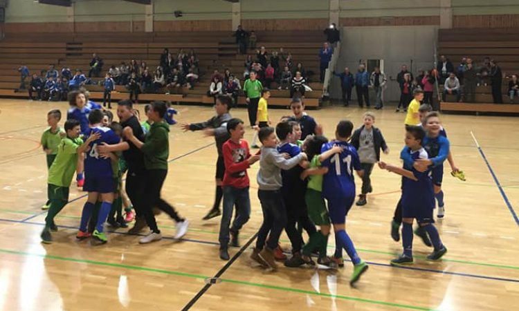 KUNA KUP 2019. U8/U10:  U-8 turnir Daruvaru, domaćin pomeo konkurenciju u U-10