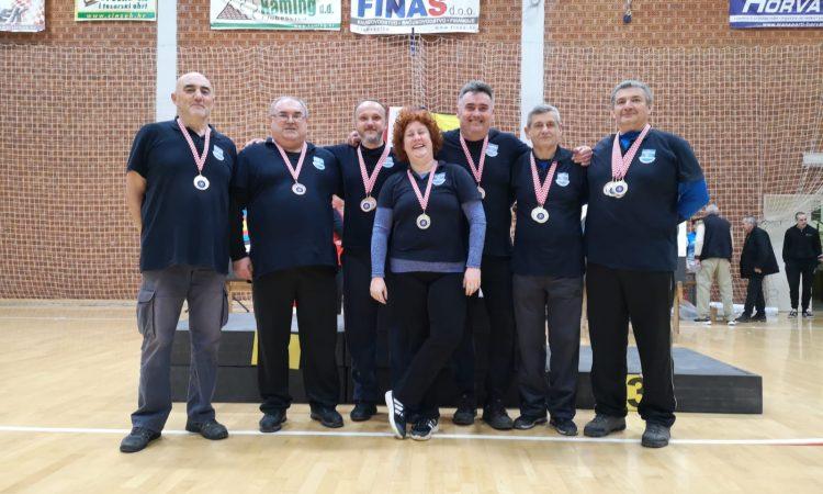 """SK """"KUNA"""" Drugo mjesto po broju pojedinačnih medalja na državnom prvenstvu"""