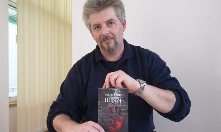 NOVO OD PAKRAČKOG AUTORA Izašao šesti roman Danijela Špelića