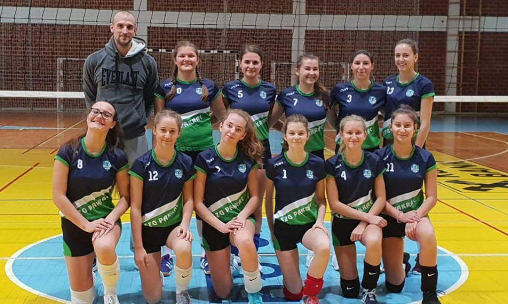 ODBOJKA (Ž) Volley LiPa pobijedila drugoplasirani Vrbovec