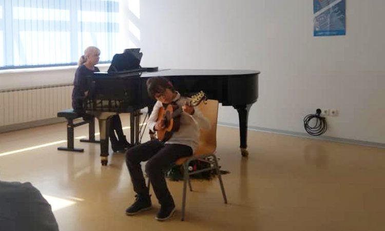 OGŠ PAKRAC Šimun Delišimunović prvi na regionalnom natjecanju učenika glazbe