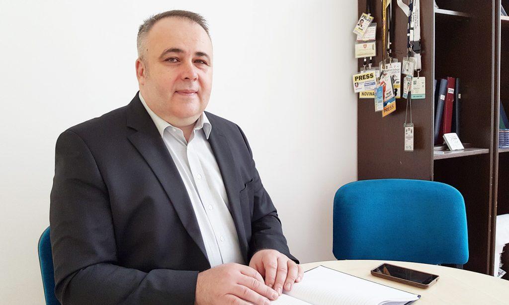 POSJET Zoran Krejči u Bruxellesu
