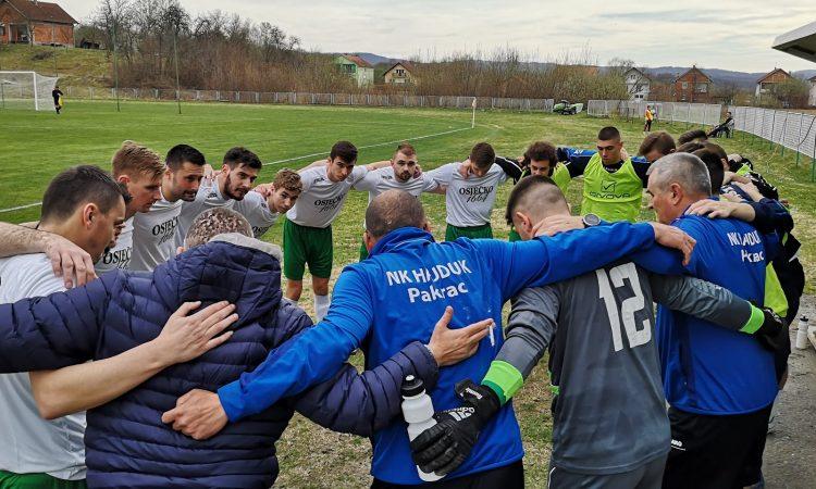 TEŠKO U GOSTIMA Hajduk poražen u Slavonskom Brodu