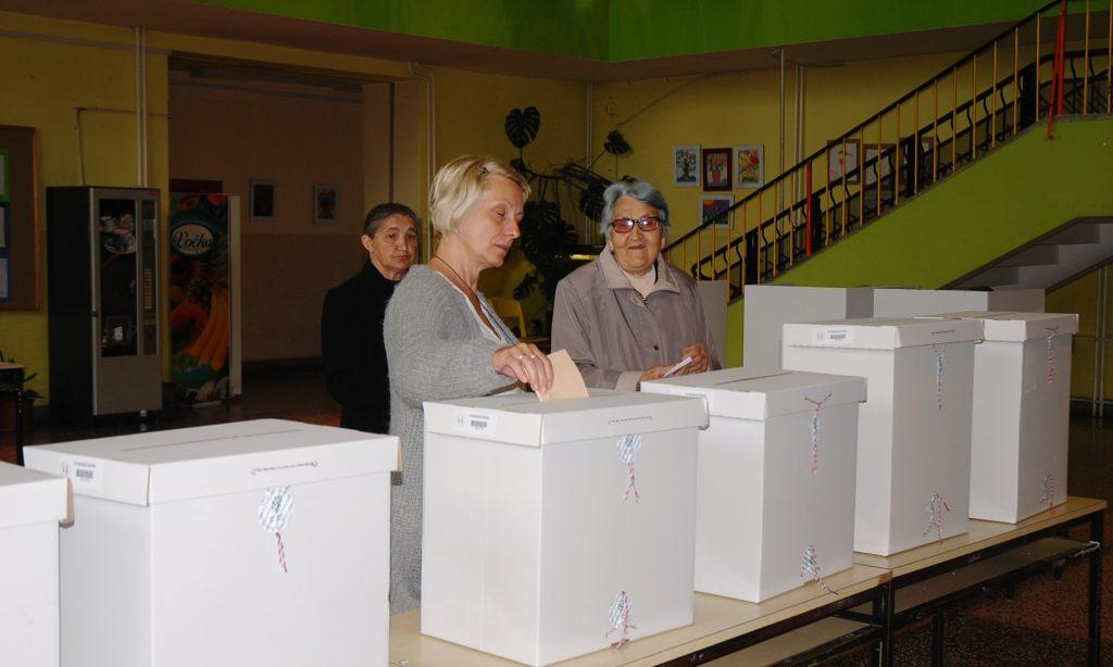IZBORI ZA EU PARLAMENT Imenovano gradsko izborno povjerenstvo