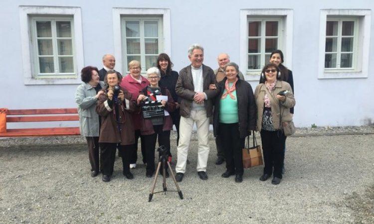 HRVATSKI DOM Starije generacije snimaju filmove