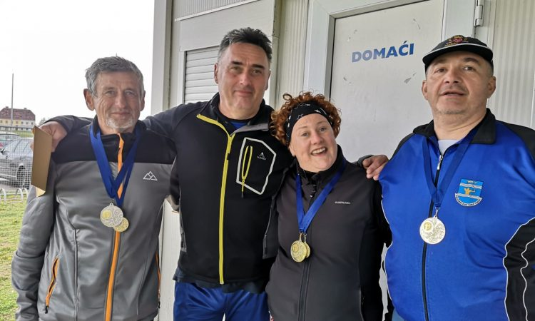 "SK ""KUNA"" Dva zlata, jedno srebro i državni rekordi"