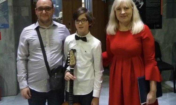 OGŠ PAKRAC Šimun Delišimunović srebrni na državnom natjecanju