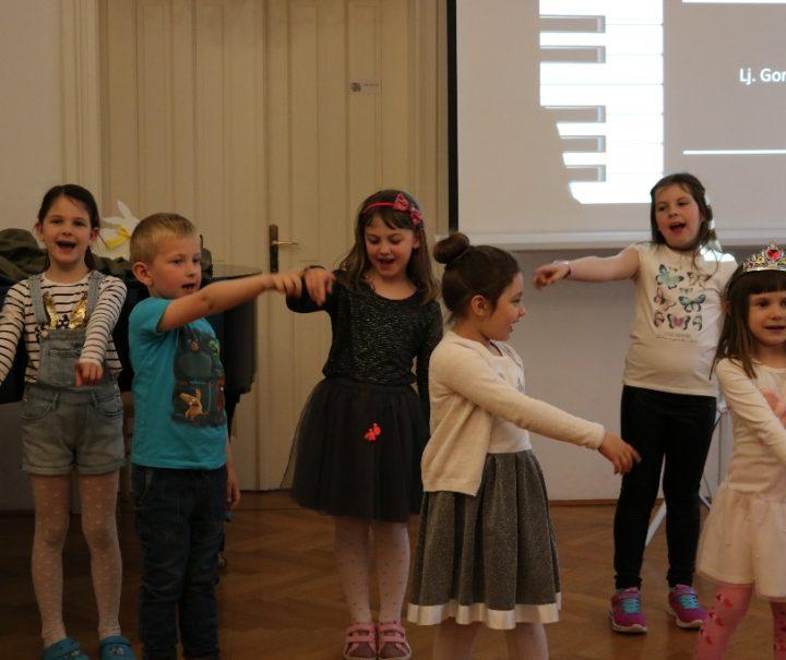 OGŠ PAKRAC Učenici predstavili hrvatske skladatelje