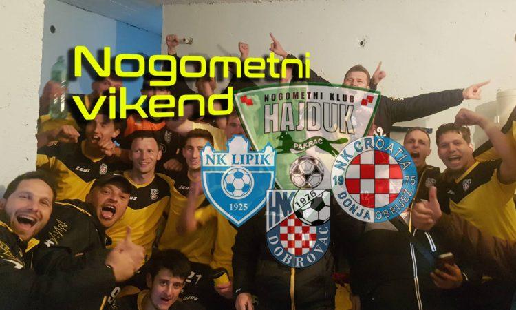 NOGOMETNI VIKEND Dobrovac preuzeo vrh 2. ŽNL, Hajduk izgubio u Dardi