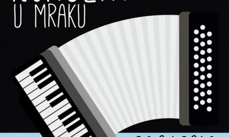 OGŠ PAKRAC Koncert u mraku