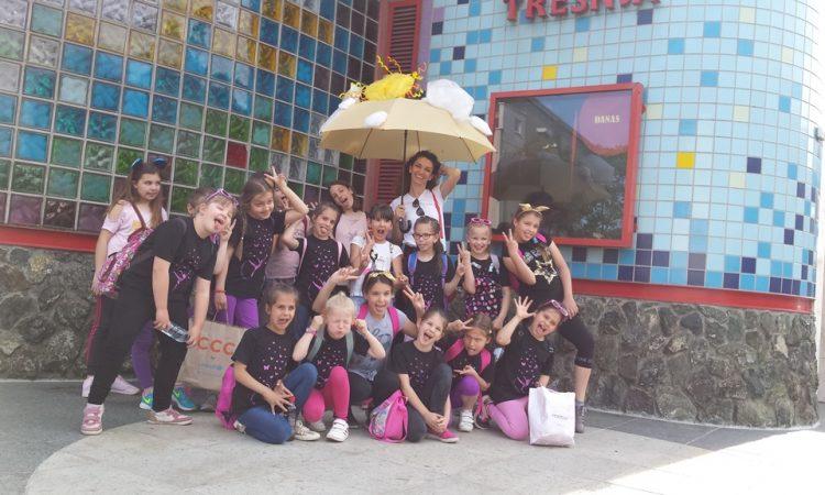 PLESNI KLUB DOLCE Gostovali na Reviji klasičnog i suvremenog plesa