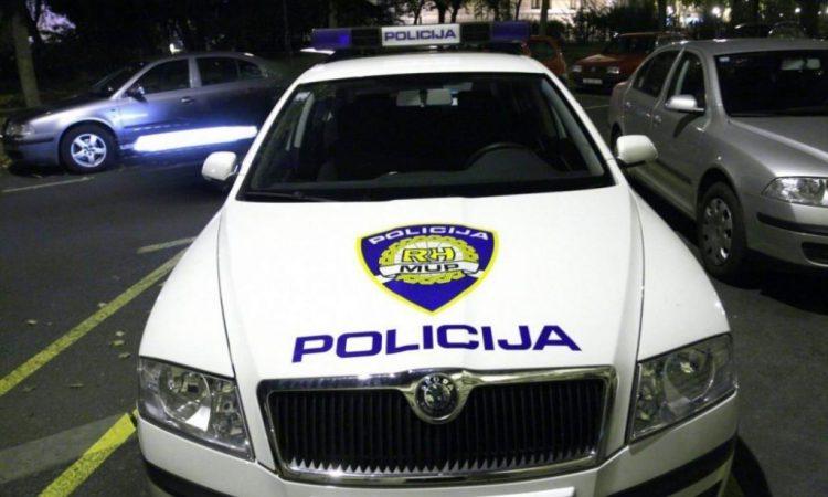 IZ POLICIJSKOG BILTENA Jučer puno posla za policiju