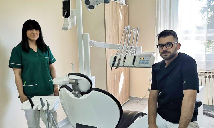 NOVOOTVORENA ORDINACIJA DENTALNE MEDICINE Ortopantomogram od sad i u Pakracu!