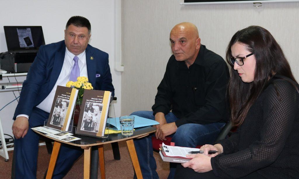PREDSTAVLJENA KNJIGA ANTE ĆURIĆA Priča o generaciji koja je stvarala modernu Hrvatsku
