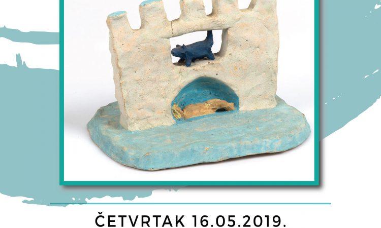 MUZEJ GRADA PAKRACA Retrospektivna izložba Branke Uzur