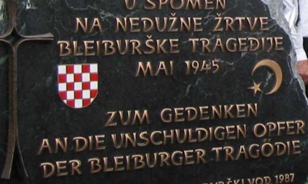 POZIV Odlazak na komemoraciju u Bleiburg
