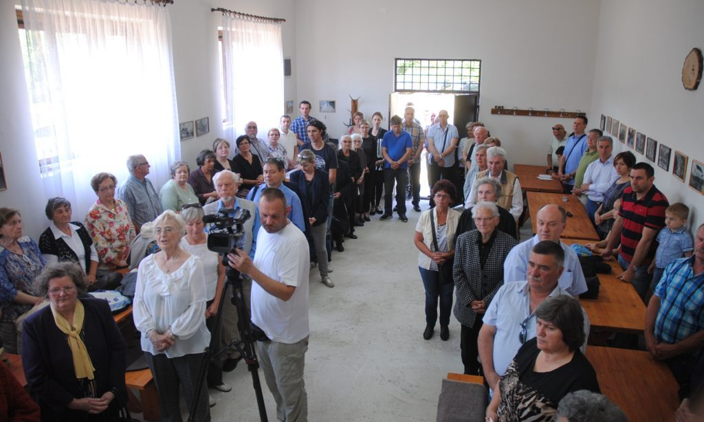 U POVODU DUHOVA Španovčani se okupljaju u svom selu
