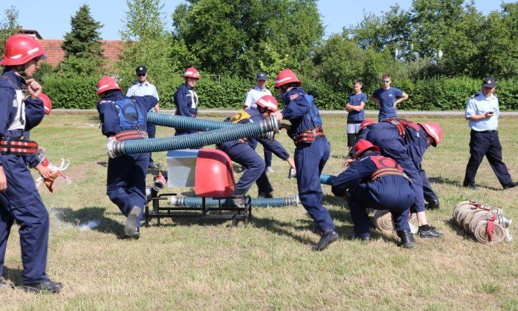 VATROGASNO NATJECANJE Stotinjak naših vatrogasaca pokazali vještine i spremnost