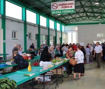 GRADSKA TRŽNICA PAKRAC Sutra tehnički pregled poljoprivrednih prskalica, u srijedu tržni dan
