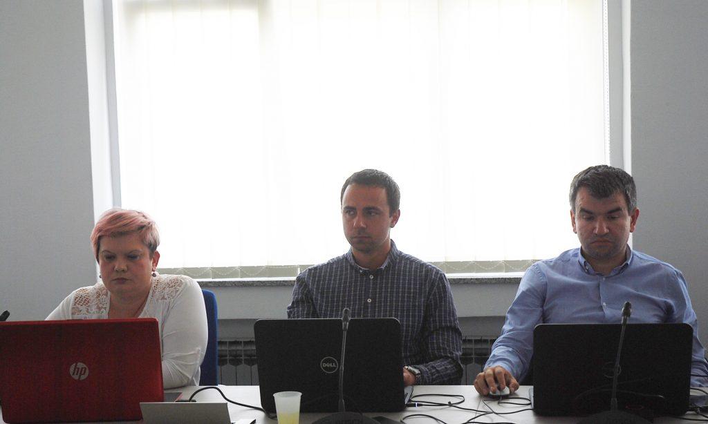 AKTUALNI SAT GV PAKRAC Tematski raznoliko propitivanje gradonačelnice