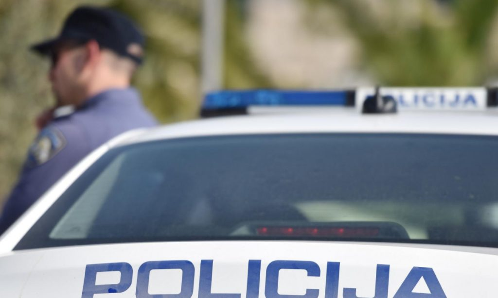 IZ POLICIJE U jarak s 3,81 promila