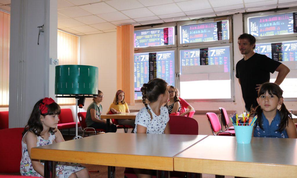 COOLTURNO LJETO – 2. TJEDAN  Malo edukacije pa malo zabave…dođite!