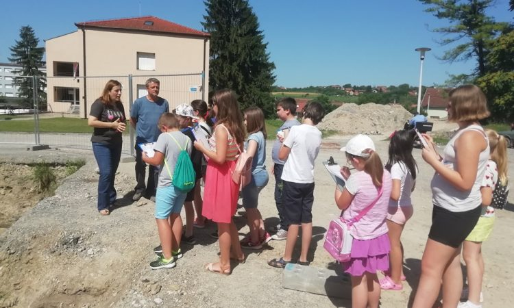 """POČELO """"COOLTURNO LJETO"""" Najmlađi sugrađani kao mali arheolozi"""