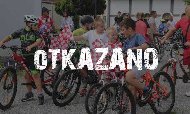 ZBOG VREMENSKIH PRILIKA Otkazana biciklijada