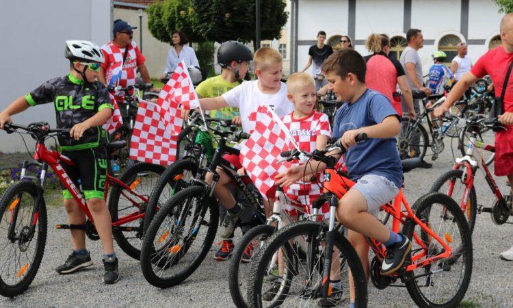 TZ PAKRACA I LIPIKA Tradicionalna biciklijada starta 7. srpnja